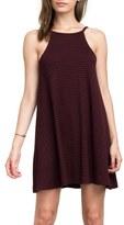 RVCA Shellox Stripe Dress