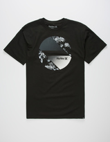 Hurley Sidewall Mens T-Shirt