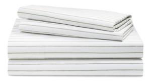 Lauren Ralph Lauren Spencer Striped King Sheet Set Bedding
