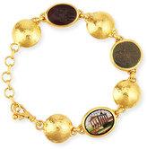 Gurhan Antiquities Spell Mixed Charm Bracelet
