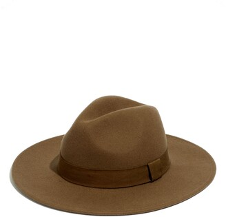 Madewell x Biltmore(R) Shaped Wool Felt Hat
