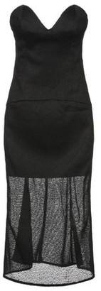 OLIVIER THEYSKENS Knee-length dress