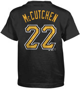 Majestic Kids' Andrew McCutchen Pittsburgh Pirates Player T-Shirt