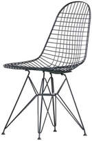 Vitra Charles & Ray Eames DKR Wire Chair - Basic Dark Powder-Coated