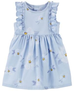 Carter's Baby Girls Floral Dress