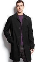 MICHAEL Michael Kors Men's Franklin Single-Breasted Raincoat