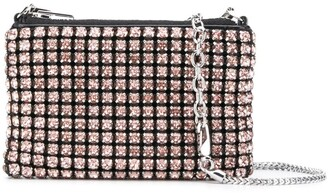 Alexander Wang Crystal Embellished Clutch