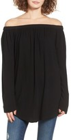 BP Women's Off The Shoulder Tunic