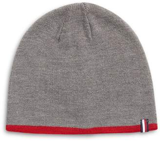 Tommy Hilfiger Ribbed Reversible Beanie