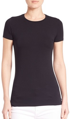 Majestic Filatures Soft Touch Short-Sleeve Tee