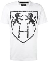 Hydrogen lions print T-shirt