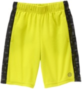 Crazy 8 Neon Mesh Active Shorts