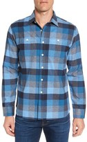 Grayers 'Hardigan Heritage' Regular Fit Plaid Flannel Sport Shirt
