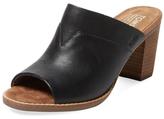 Toms Majorca Leather Mule