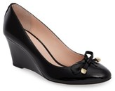 Kate Spade Women's Wrenn Bow Wedge