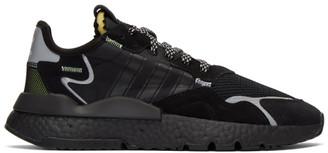 adidas Black 3M Nite Jogger Sneakers