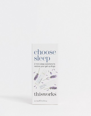 This Works Choose Sleep - Sleep Set