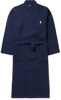 Polo Ralph Lauren - Waffle-Knit Cotton Robe