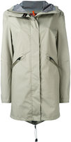 Parajumpers hooded parka - women - Cotton/Polyester - XS