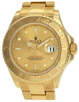 Rolex 2006 pre-owned Yacht-Master 40mm