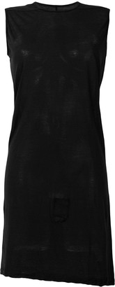 Rick Owens long length tank top