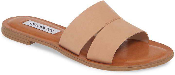 6d4f11dc9162 Steve Madden Slide Women s Sandals - ShopStyle