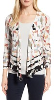 Nic+Zoe Women's Grand View 4-Way Convertible Cardigan