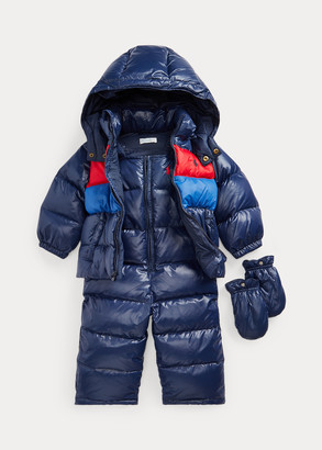 Ralph Lauren Down Jacket & Snowsuit