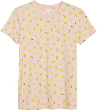 1901 Lemon Print T-Shirt