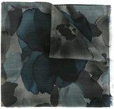 Etro spot pattern scarf