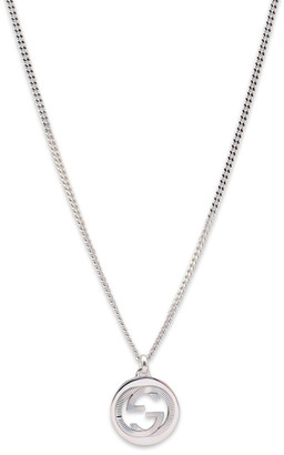 Gucci GG Groove Necklace