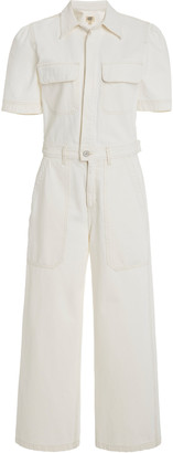 Citizens of Humanity Miki Cropped Wide-Leg Jumpsuit
