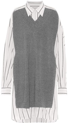 Maison Margiela Cotton midi dress