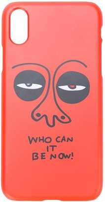 Haculla Who Can It Be Now iPhone 7/8 Plus case