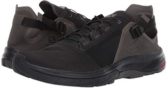 Salomon Techamphibian 4 (Black/Beluga/Castor Gray) Men's Shoes