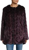 Sam Edelman Faux Fur Coat