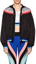 NO KA 'OI No Ka'Oi Women's Kuke Crop Hooded Jacket