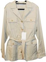 Max Mara Beige Cotton Trench coat