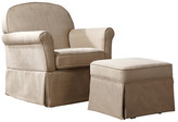 Baby Relax Baby Relax Swivel Glider & Ottoman