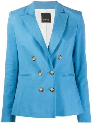 Pinko Double-Breasted Blazer