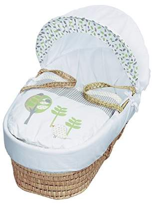 Kinder Valley Three Little Birds Moses Basket
