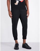 Neil Barrett Slim-fit Cropped Trousers