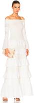 Alexis Sylar Long Dress