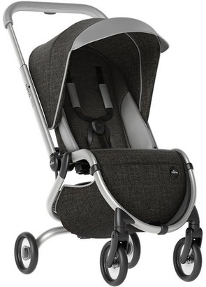 mima Zigi Stroller with One-Hand Folding Charcoal
