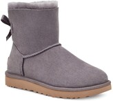 Thumbnail for your product : UGG Mini Bailey Bow II Genuine Shearling Bootie