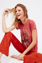 Daydreamer x Free People Womens ROLLING STONES DRAGON TEE