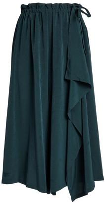 Yohji Yamamoto Gathered Culotte Trousers