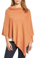 Eileen Fisher Women's Tencel & Wool Poncho