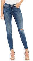 Levi's 710 Destructed Stretch Super Skinny Jeans
