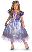 Disguise Purple Rapunzel Sparkle Deluxe Dress-Up Set - Toddler & Girls
